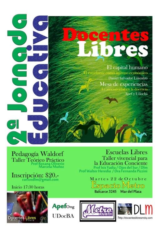 Afiche 22 octubre MINI