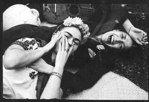 Frida y Chavela vargas